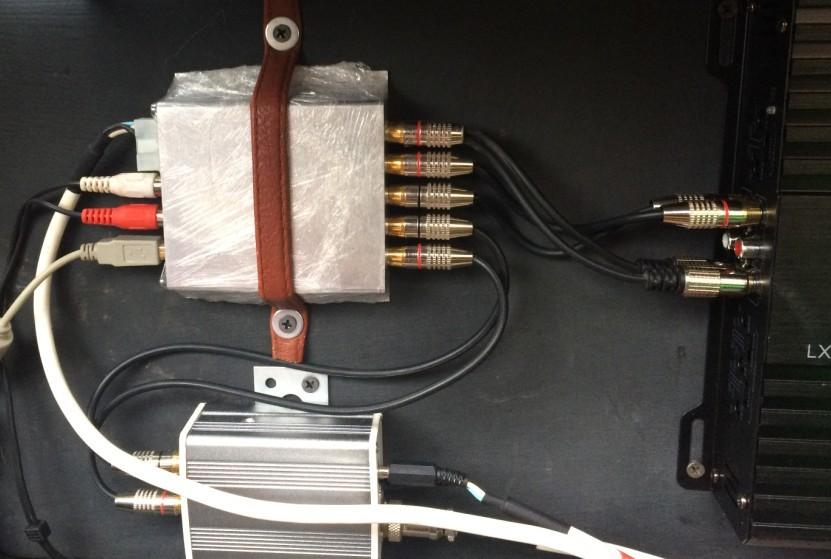 Как сделать процессорный звук в Жигулях - 14