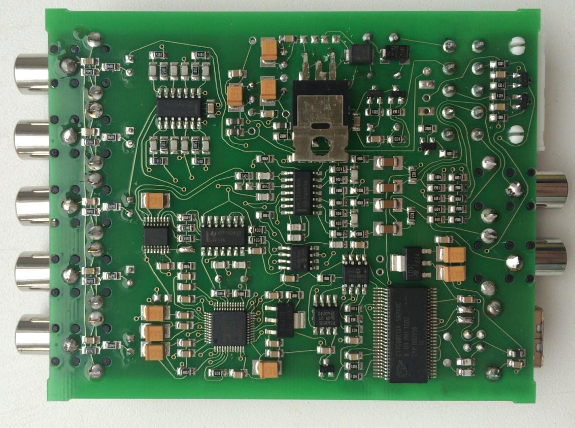 Как сделать процессорный звук в Жигулях - 4