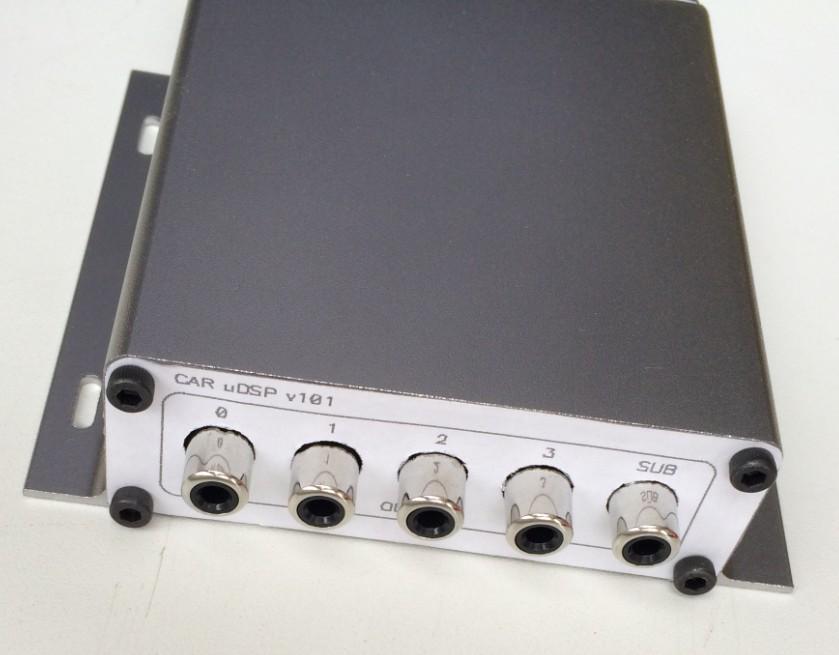 Как сделать процессорный звук в Жигулях - 6