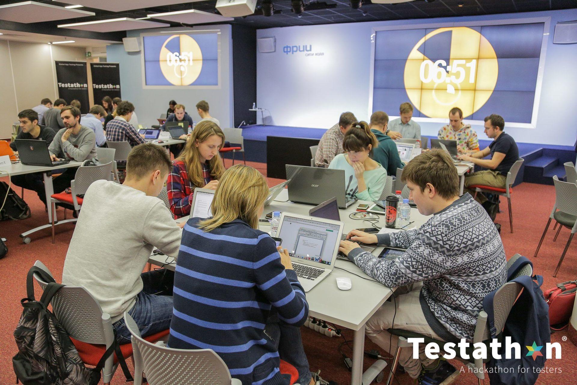 Как я сходил на первый в России «Testathon», хакатон для тестировщиков - 2