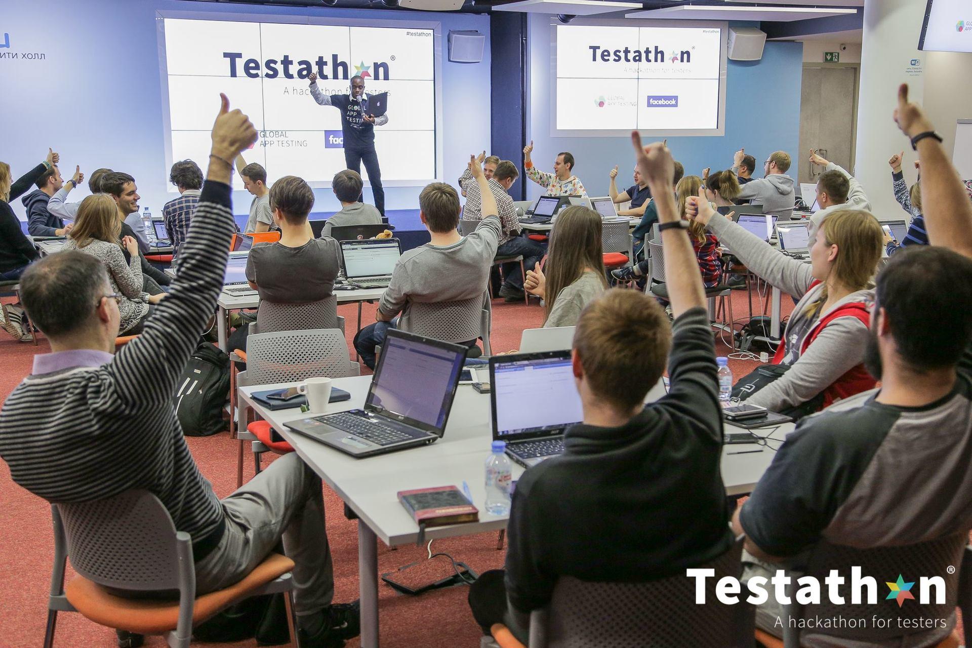 Как я сходил на первый в России «Testathon», хакатон для тестировщиков - 3