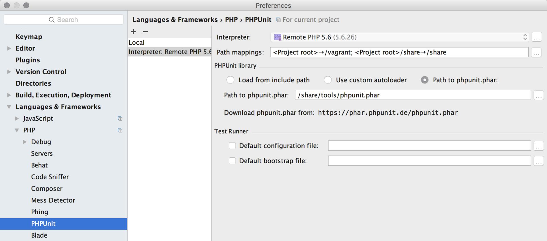 Настройка окружения для PHP разработчиков - 10