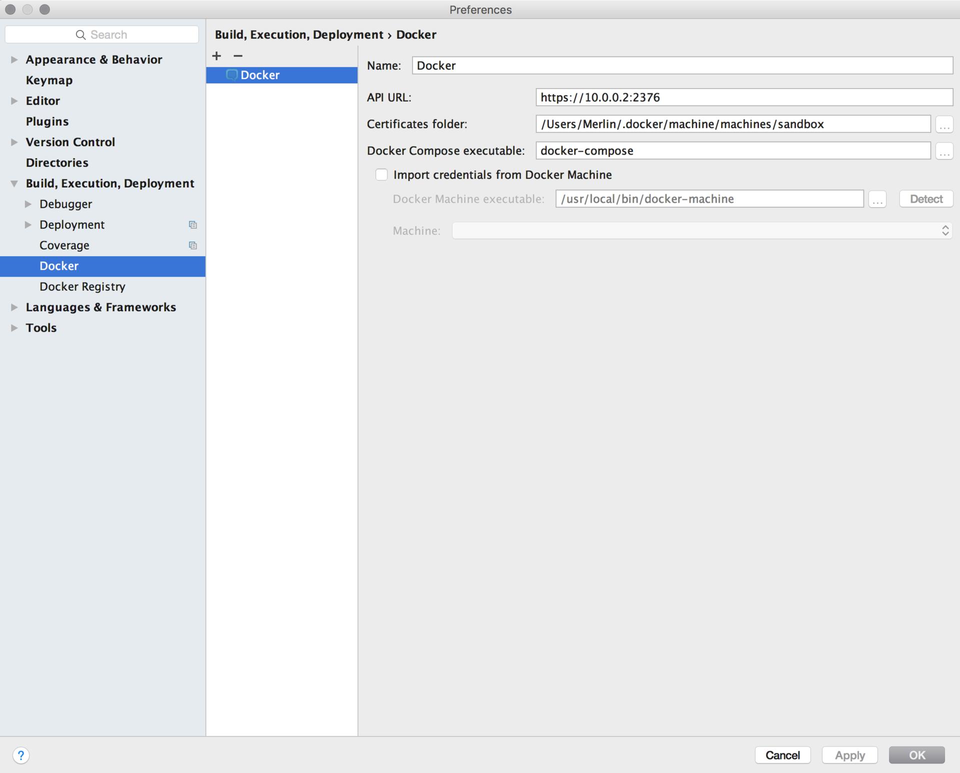 Настройка окружения для PHP разработчиков - 23