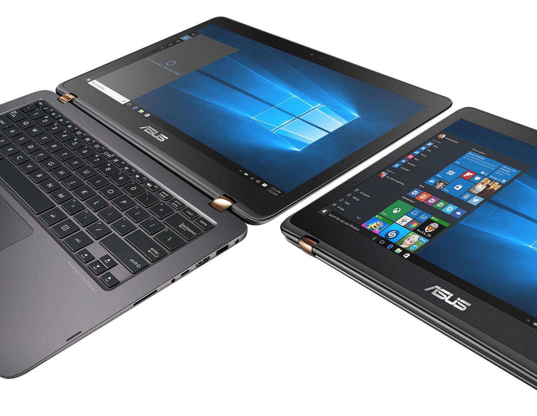 Ноутбук наизнанку: обзор ноутбука ASUS ZenBook Flip - 1