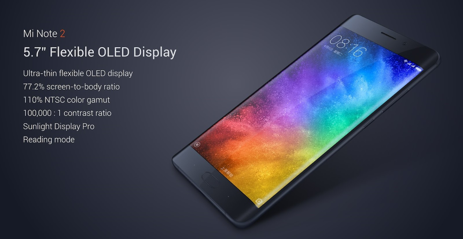 Осенний смартфонопад: китайский «Galaxy Note 7» и другие новинки от Xiaomi - 22