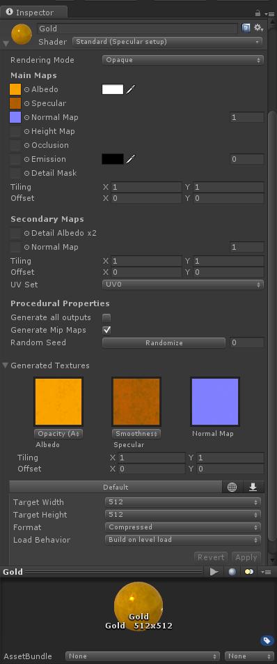 Создание материалов для Unity в Substance Designer - 12