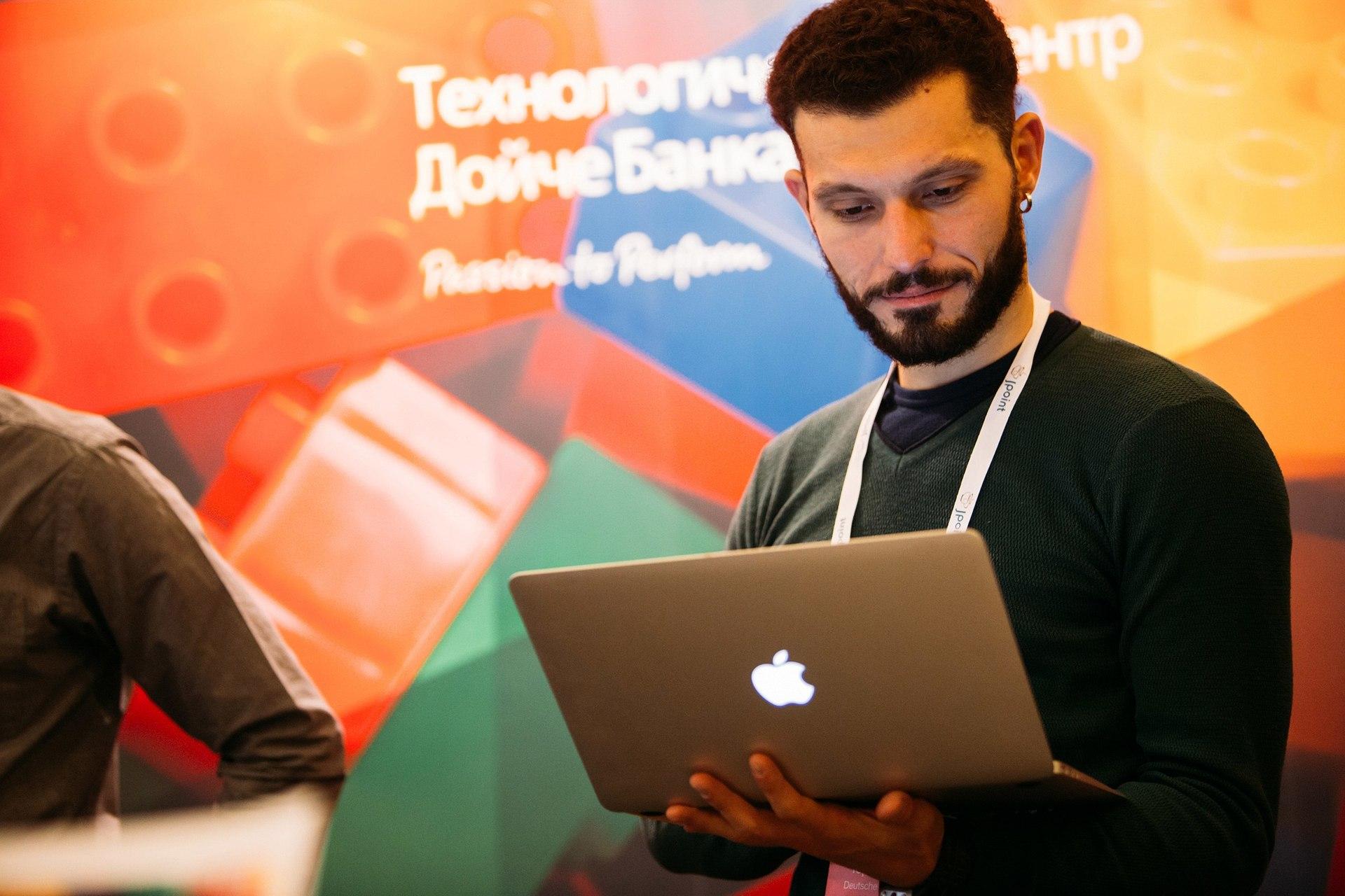 «Требования к надёжности у нас выше, чем в среднем энтерпрайзе»: Дойче Банк о Java-разработке и конференциях - 1
