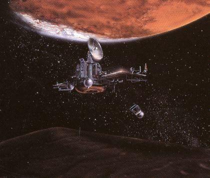 Трудная дорога на Марс - 11