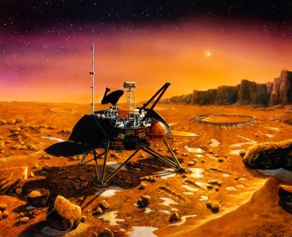 Трудная дорога на Марс - 19