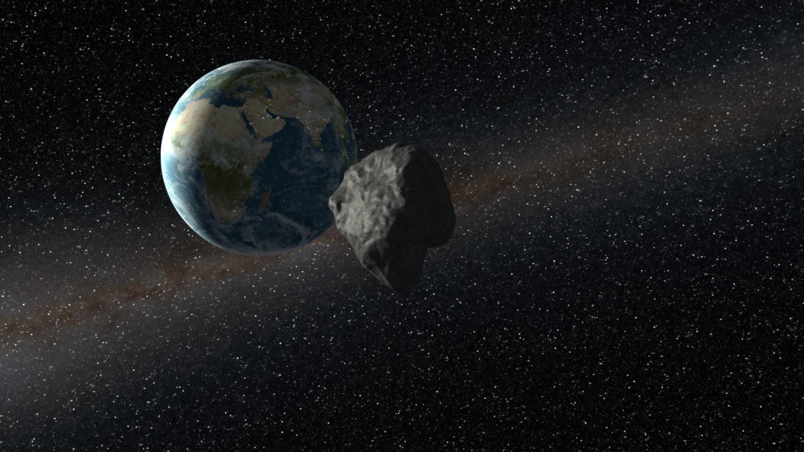 Заработала система раннего предупреждения НАСА об астероидах - 3