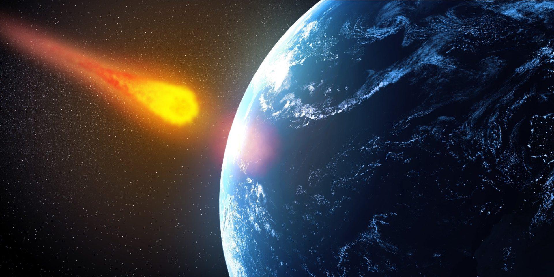 Заработала система раннего предупреждения НАСА об астероидах - 1