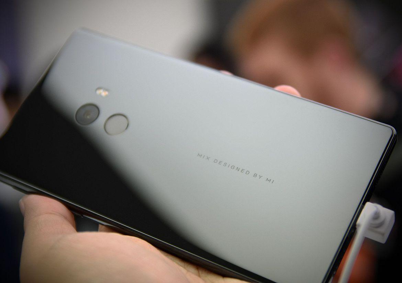 Xiaomi Mi Mix и Mi VR — безрамочная виртуальная реальность - 11