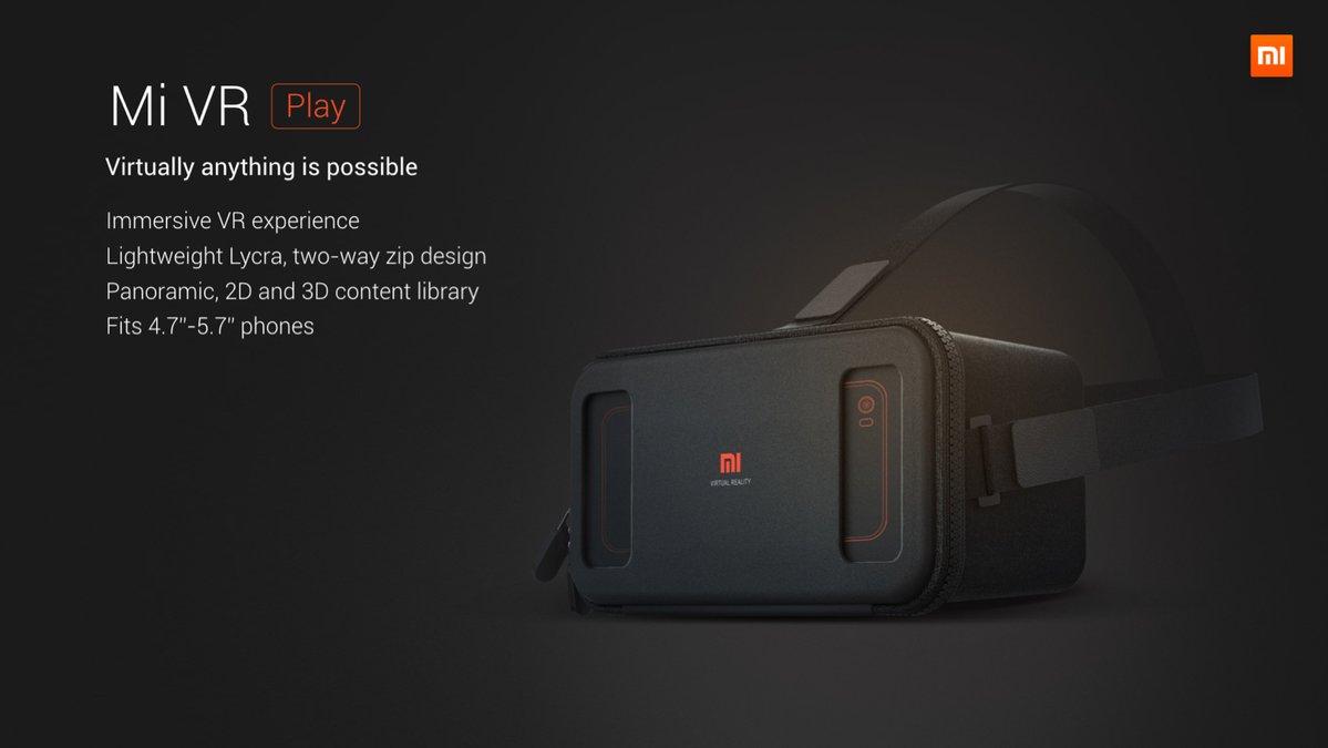 Xiaomi Mi Mix и Mi VR — безрамочная виртуальная реальность - 15