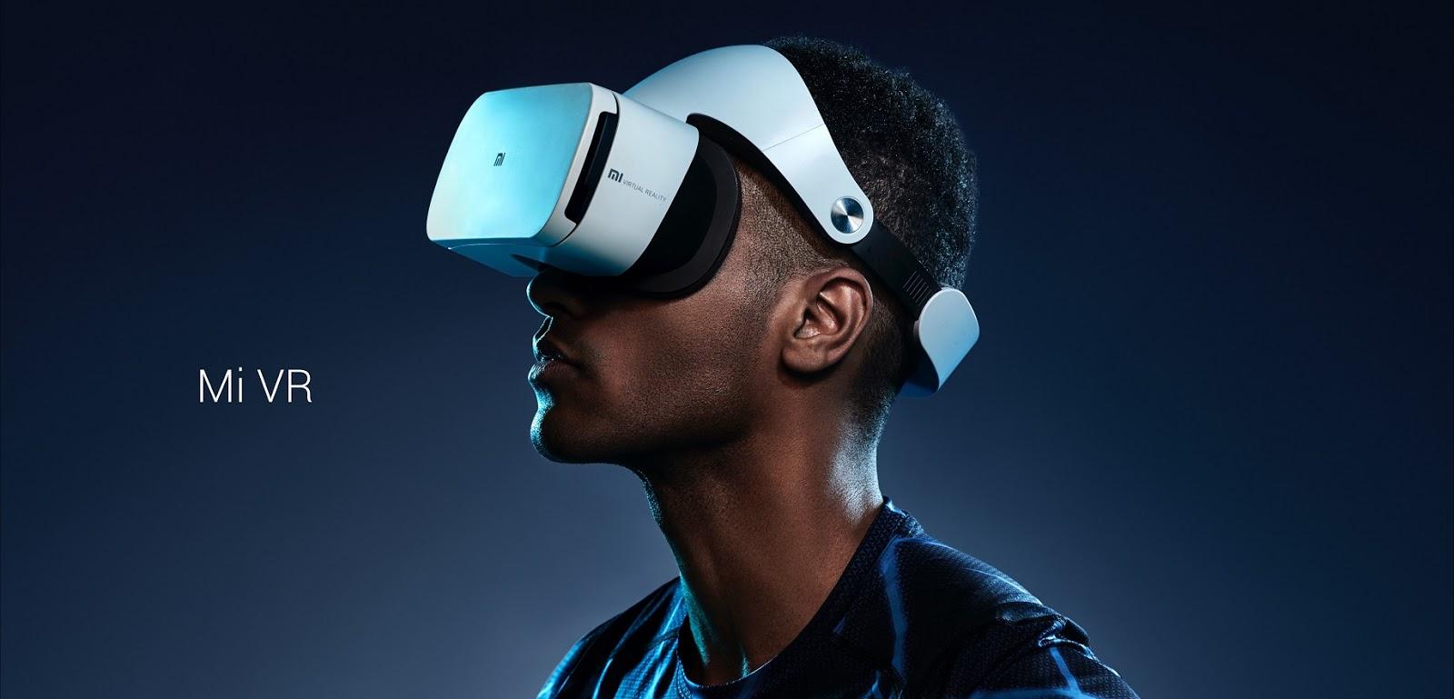 Xiaomi Mi Mix и Mi VR — безрамочная виртуальная реальность - 16