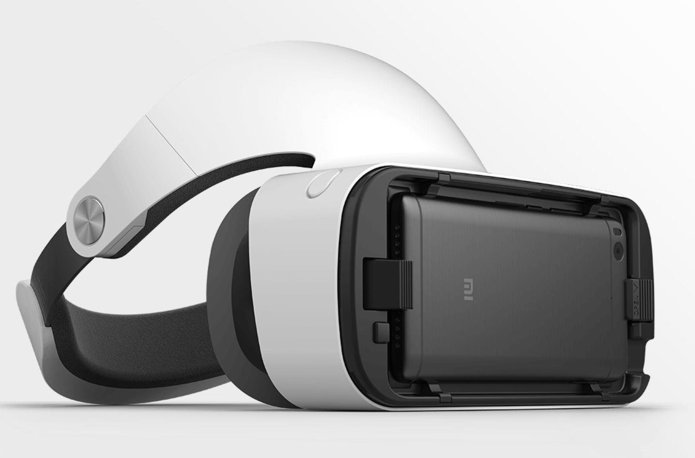 Xiaomi Mi Mix и Mi VR — безрамочная виртуальная реальность - 17