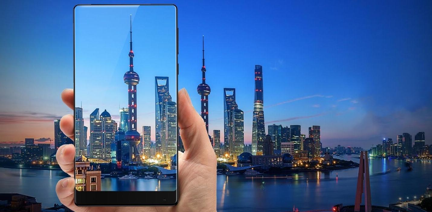 Xiaomi Mi Mix и Mi VR — безрамочная виртуальная реальность - 1