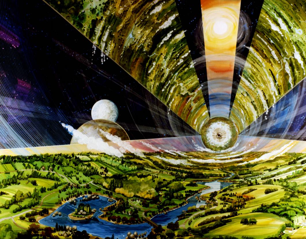 Джефф Безос: люди должны колонизировать не только планеты, но и открытый космос - 2