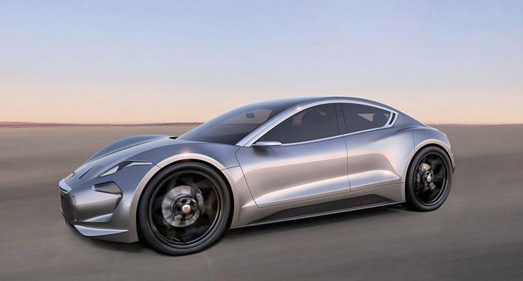Собирать электромобили EMotion планируется в США, начиная с середины будущего года