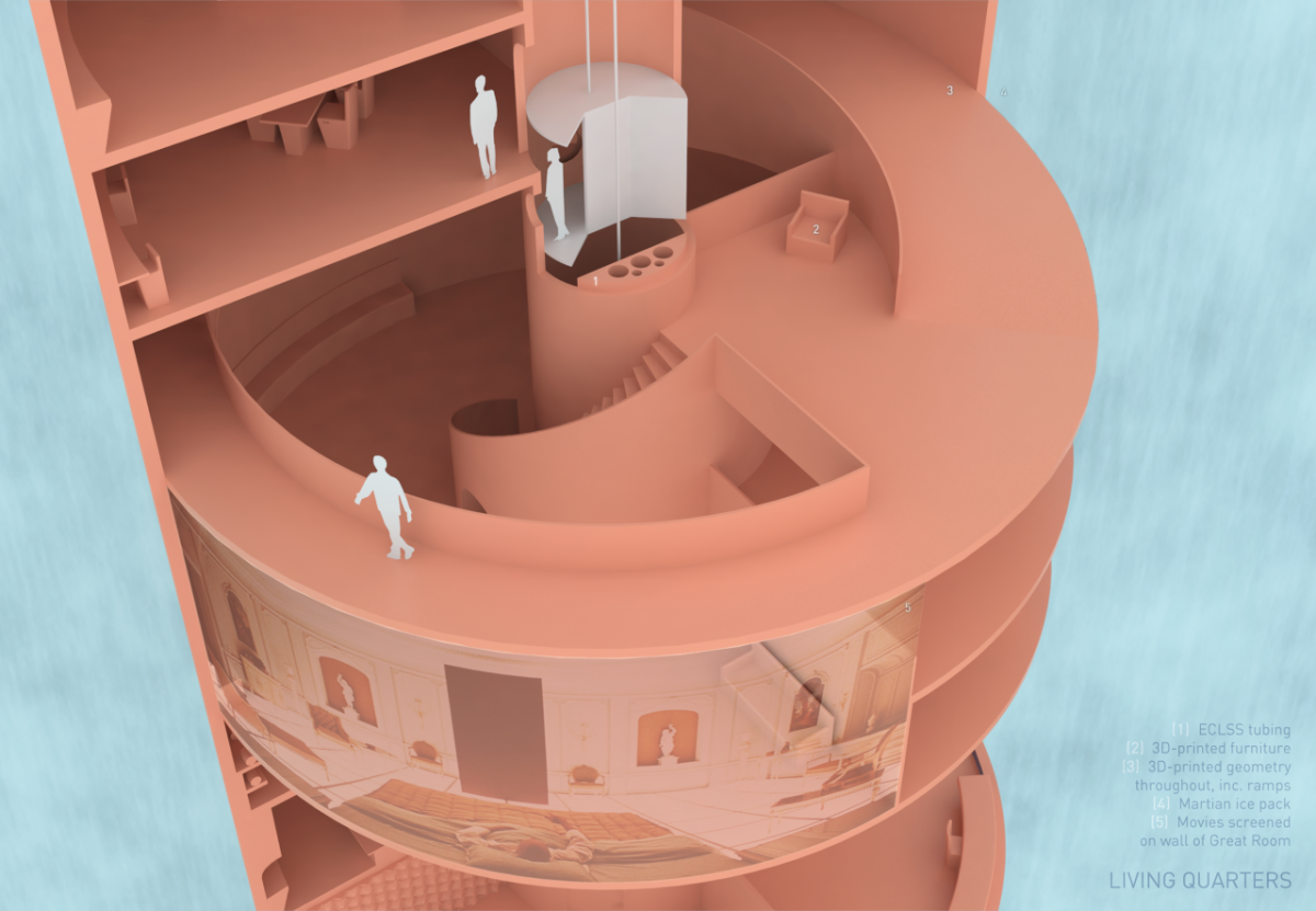 Космические жилища, ч. 3: как мы будем жить на Марсе - 10