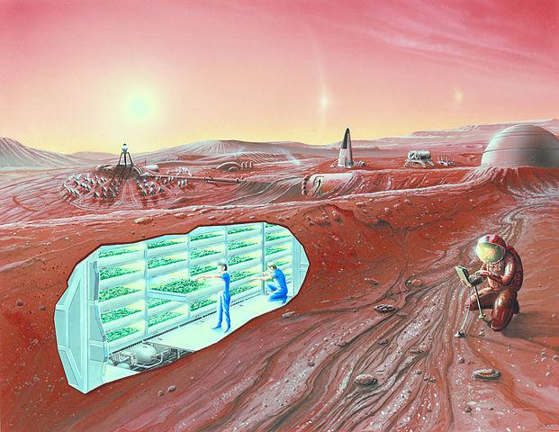Космические жилища, ч. 3: как мы будем жить на Марсе - 8