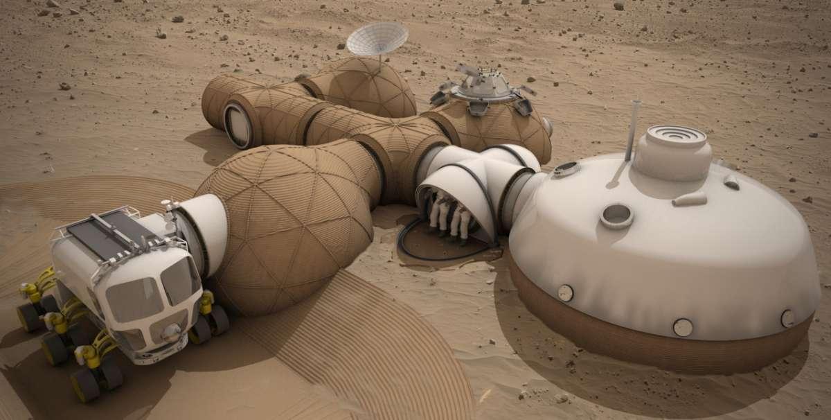 Космические жилища, ч. 3: как мы будем жить на Марсе - 9
