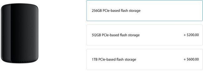 Apple снизила стоимость замены SSD в компьютерах Mac