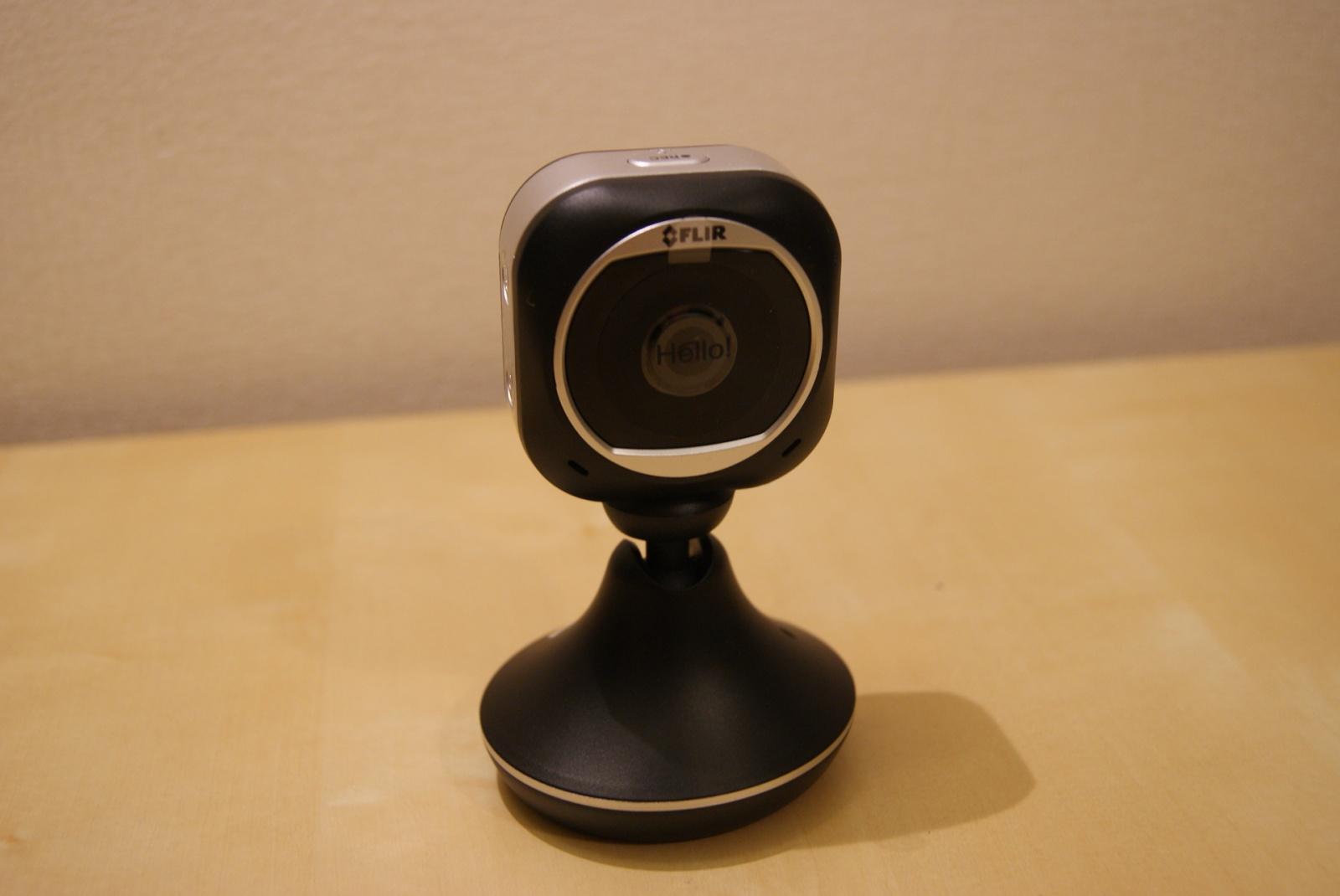 HD-камера наблюдения для дома: FlirFX - 5