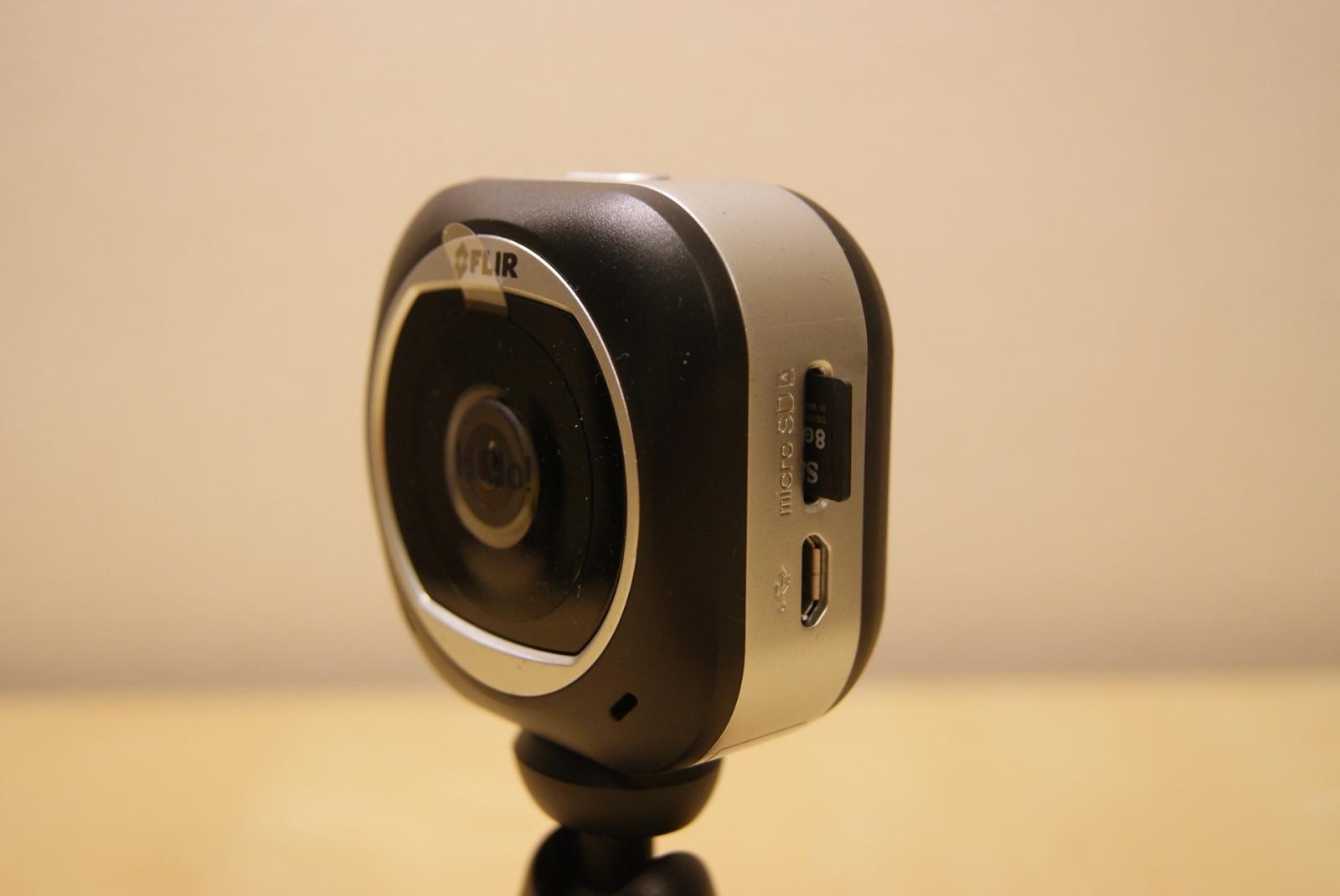 HD-камера наблюдения для дома: FlirFX - 7