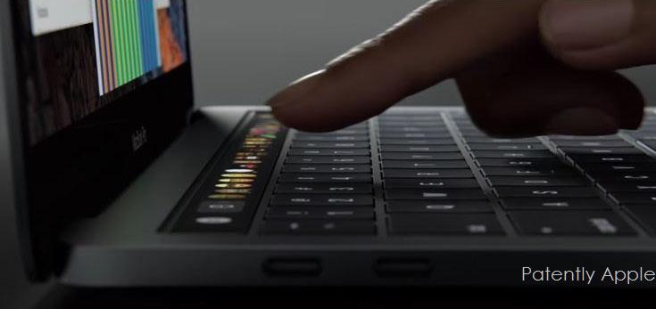 В перспективе Apple может начать использовать панели OLED в основных дисплеях ноутбуков