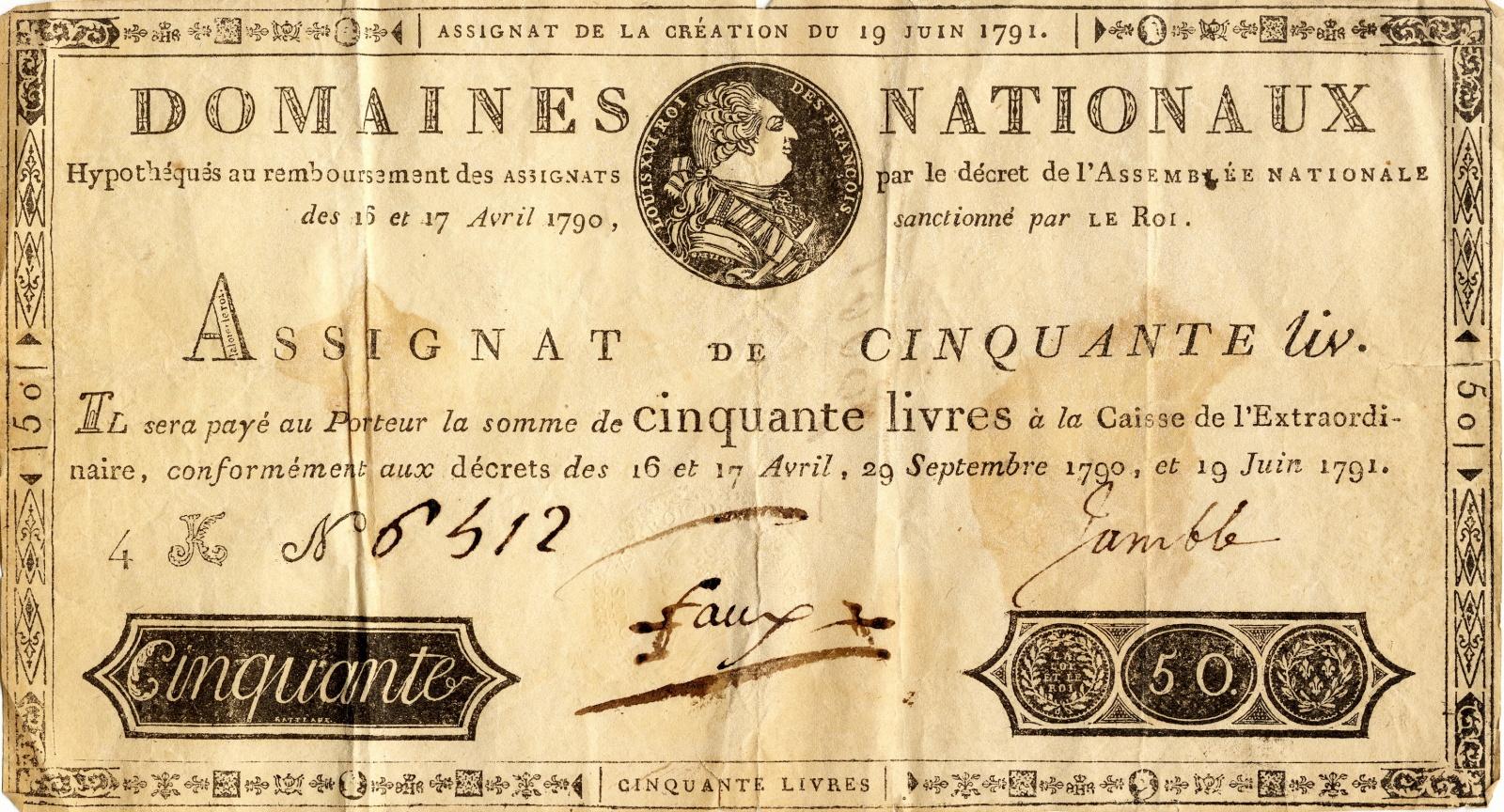 Бумажные деньги — когда и почему они появились - 9