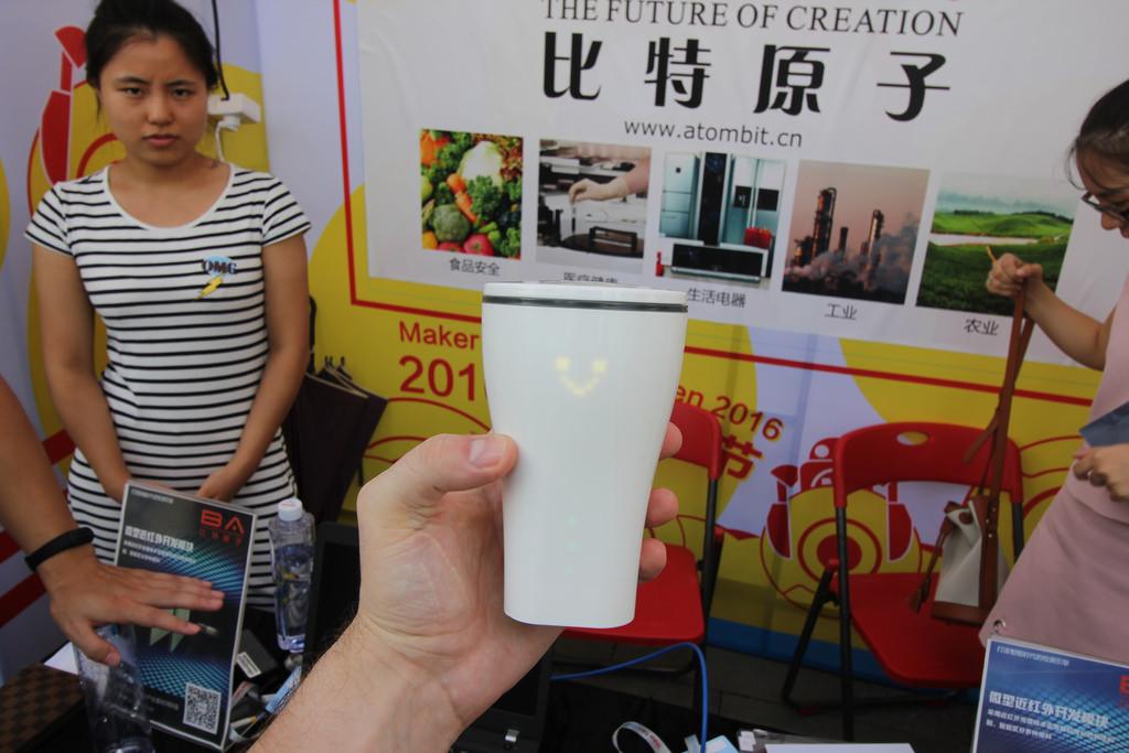 Фотоэкскурсия по выставке MakerFaire 2016 в Шэньчжэне, часть 3 (+видео) - 11