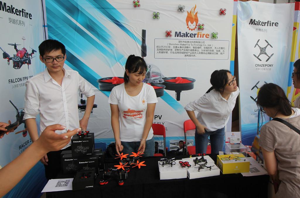 Фотоэкскурсия по выставке MakerFaire 2016 в Шэньчжэне, часть 3 (+видео) - 14