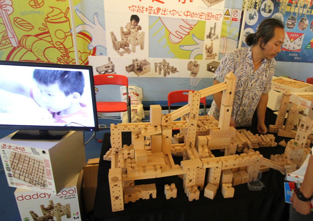 Фотоэкскурсия по выставке MakerFaire 2016 в Шэньчжэне, часть 3 (+видео) - 18