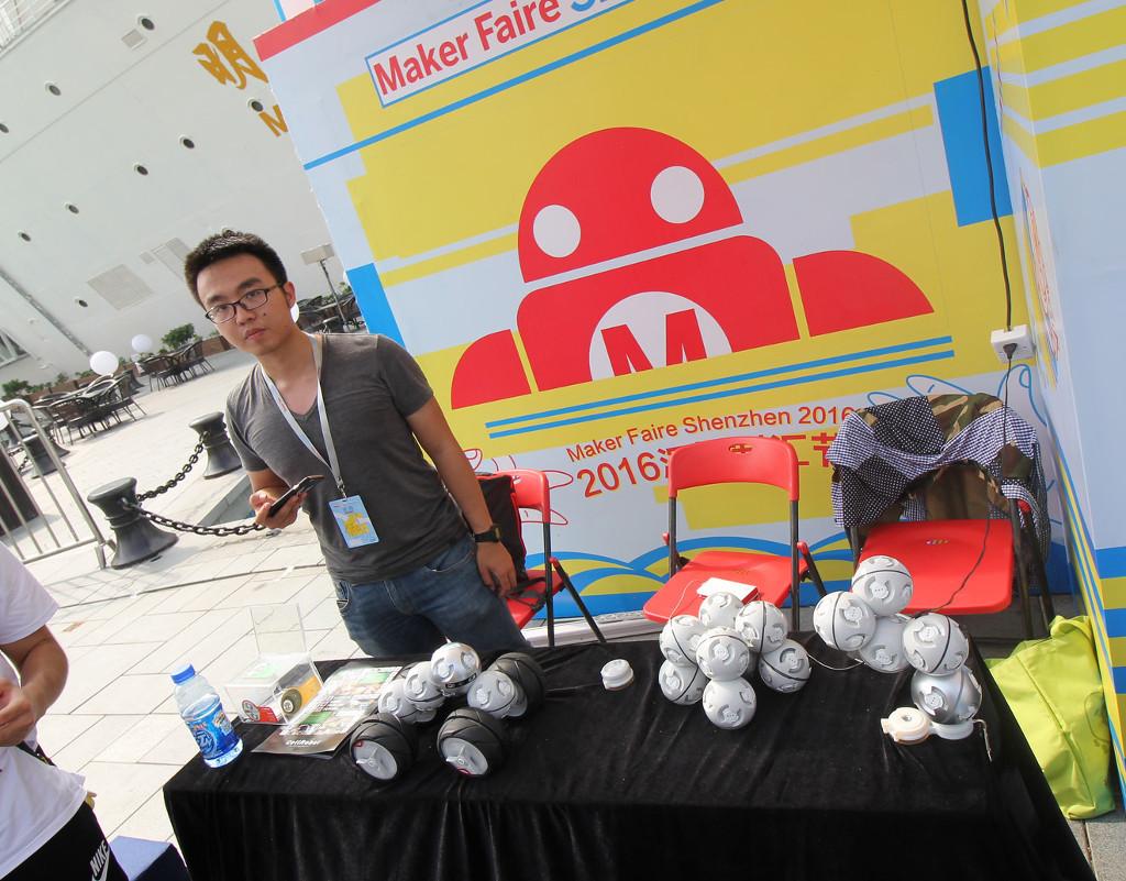 Фотоэкскурсия по выставке MakerFaire 2016 в Шэньчжэне, часть 3 (+видео) - 8