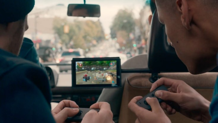 Картриджи консоли Nintendo Switch будут достаточно ёмкими