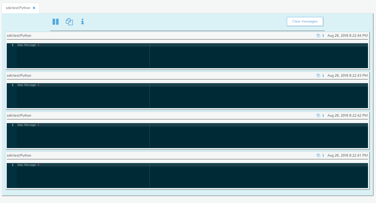 Подключение шлюзов Intel для интернета вещей к AWS и обмен данными с облаком при помощи Node-RED или Python - 47