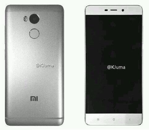 Пятидюймовый смартфон Xiaomi Redmi 4 с 3 ГБ ОЗУ поступит в продажу 8 ноября