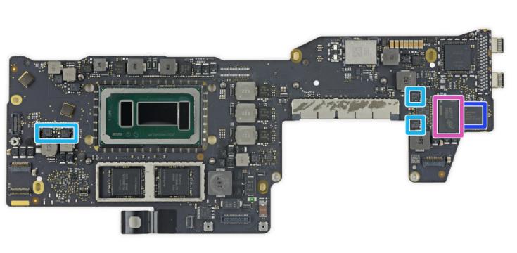 Новый MacBook Pro почти неремонтопригоден