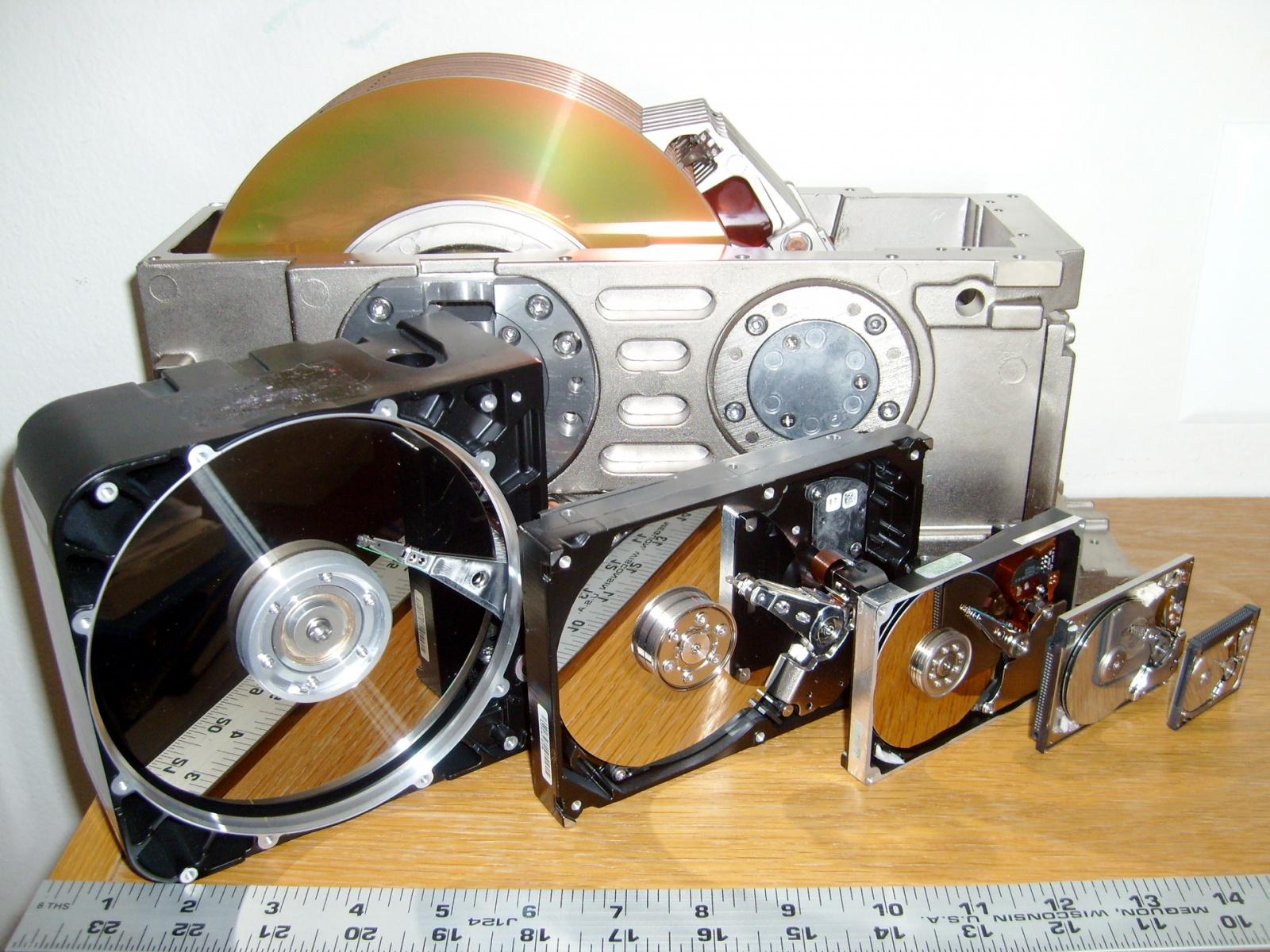 60 лет с жёсткими дисками - 6
