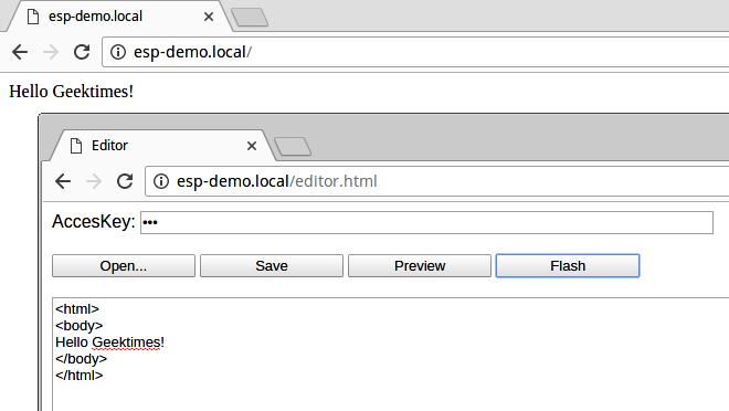 IoT за копейки: делаем устройство с веб-интерфейсом - 6