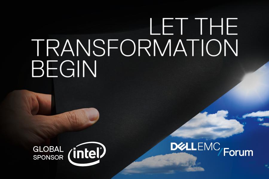 Анонс Форума Dell EMC Forum 2016 - 1