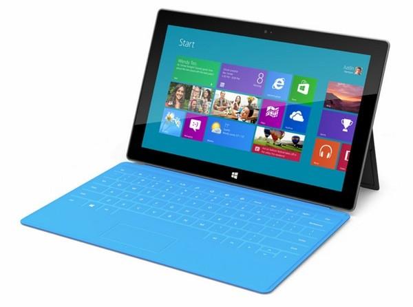 Доля планшетов с Windows в третьем квартале выросла на 25%