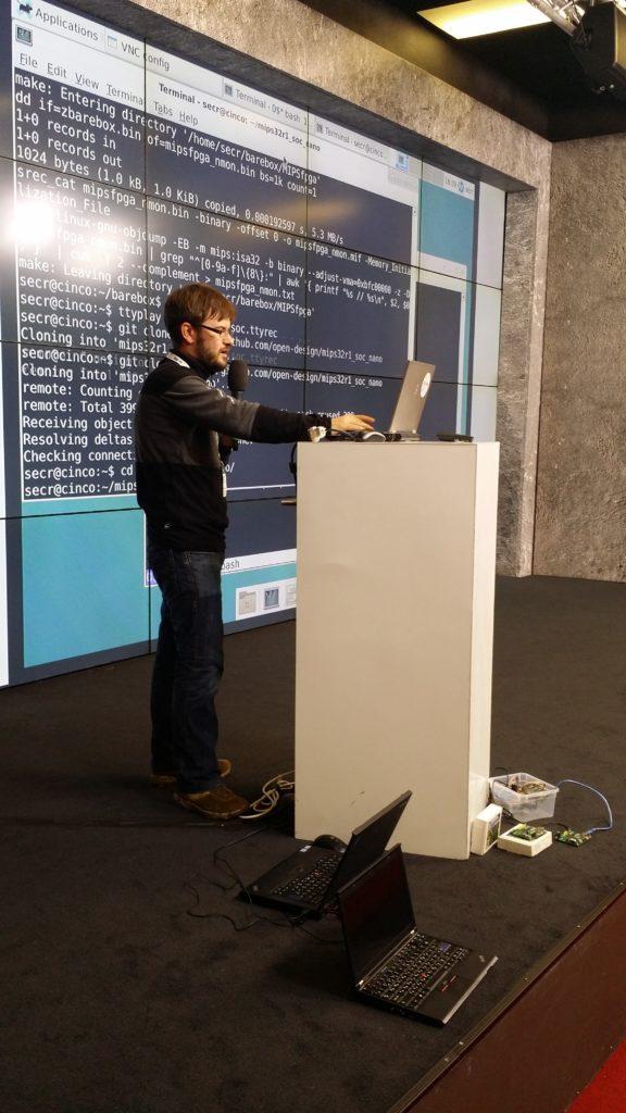 Хардвер вторгается в софтвер на московской конференции SECR - 3