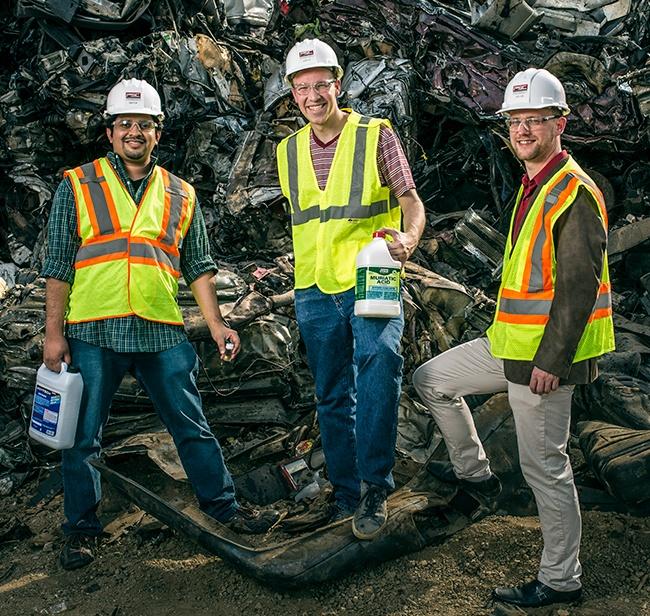 Исследователи создали высокопроизводительную батарею из отходов металлов и мыла - 1