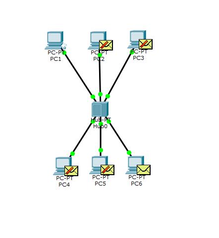 Основы компьютерных сетей. Тема №4. Сетевые устройства и виды применяемых кабелей - 31