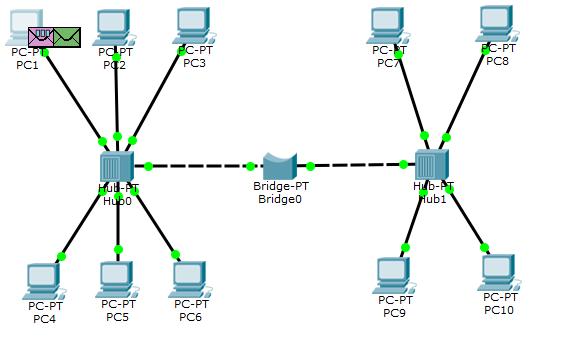 Основы компьютерных сетей. Тема №4. Сетевые устройства и виды применяемых кабелей - 33