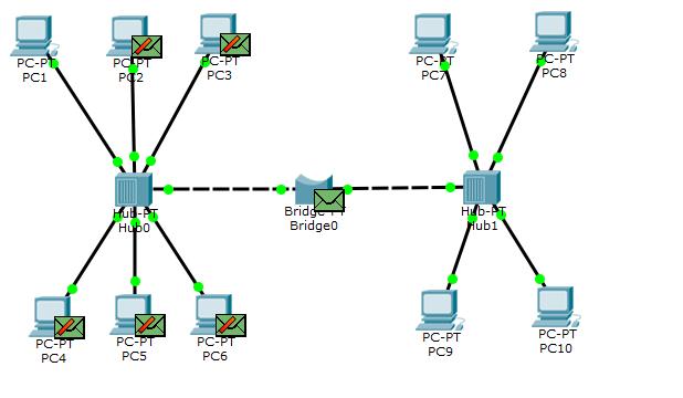 Основы компьютерных сетей. Тема №4. Сетевые устройства и виды применяемых кабелей - 34