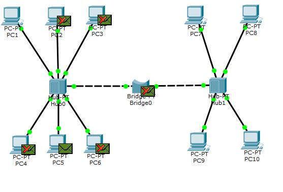 Основы компьютерных сетей. Тема №4. Сетевые устройства и виды применяемых кабелей - 42