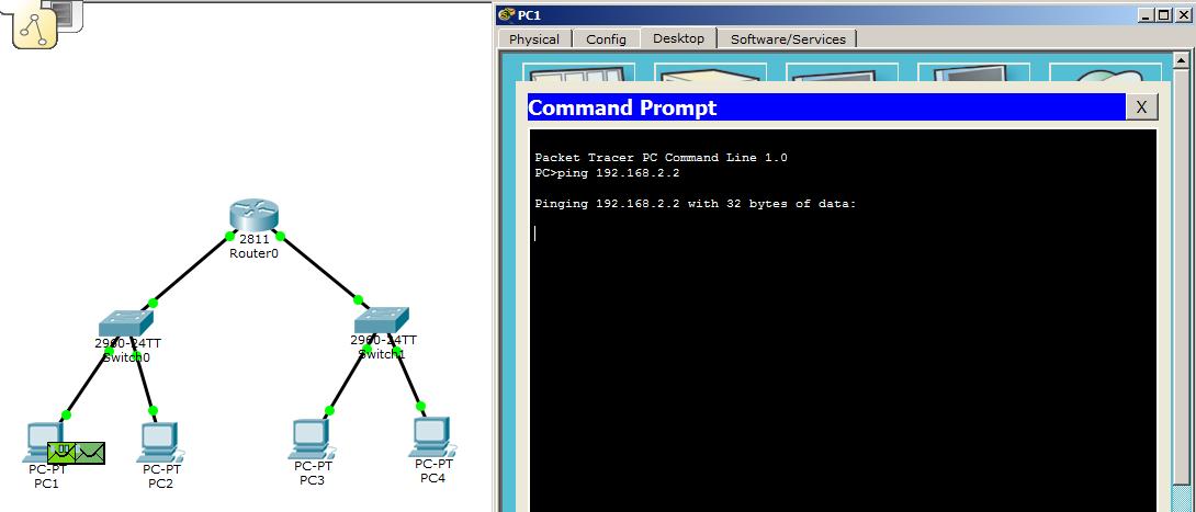 Основы компьютерных сетей. Тема №4. Сетевые устройства и виды применяемых кабелей - 73
