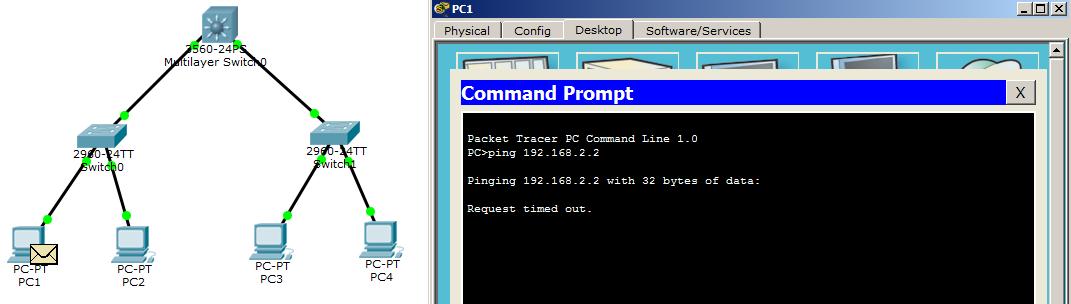 Основы компьютерных сетей. Тема №4. Сетевые устройства и виды применяемых кабелей - 91